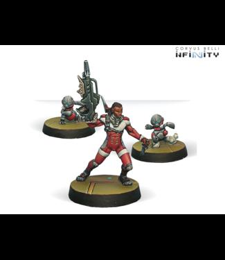 Infinity Moran Maasai Hunter (Combi Rifle, CrazyKoalas)
