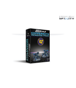 Infinity Copperbot Remotes Pack