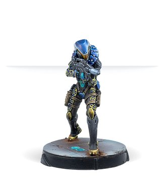 Infinity Nyoka Assault Troops