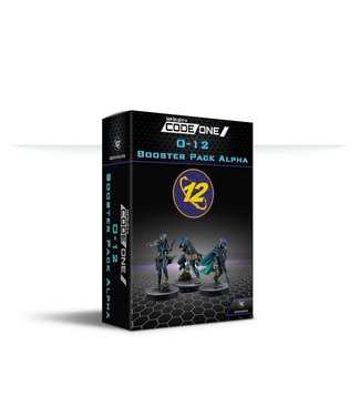 Infinity O-12 Booster Pack alpha