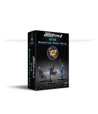 Infinity O-12 Booster Pack Beta