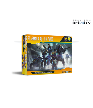 Infinity Starmada Action Pack