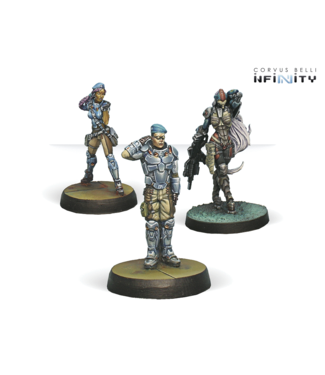 Infinity Dire Foes Mission Pack 1 Train Rescue