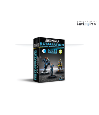 Infinity Dire Foes Mission Pack Alpha: Retaliation