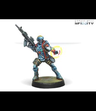Infinity Locust, Clandestine Action Team (Hacker)