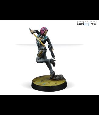 Infinity Miranda Ashcroft, Authorized Bounty Hunter (Combi Rifle)