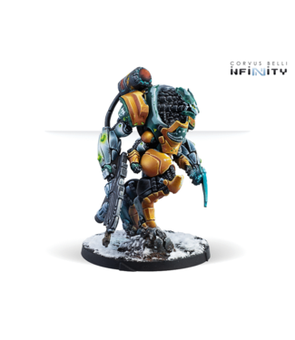 Infinity Blue Wolf Mongol Cavalry (TAG)