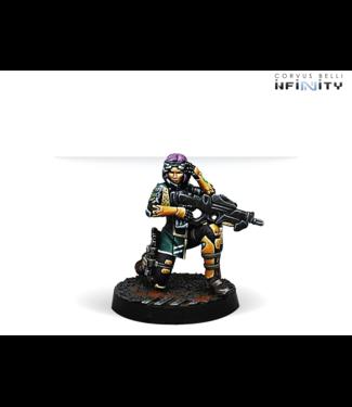 Infinity K?nrèn Counter-insurgency Group (Hacker)