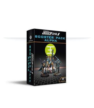 Infinity Yu Jing Booster Pack Alpha