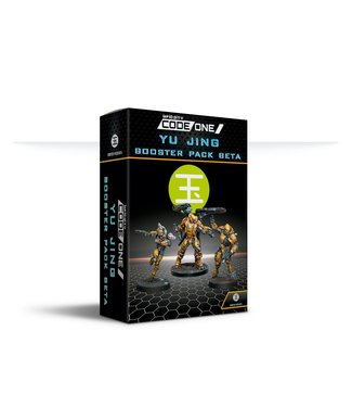 Infinity Yu Jing Booster Pack Beta