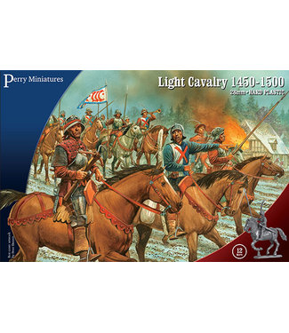 Perry's Miniatures Light Cavalry 1450-1500