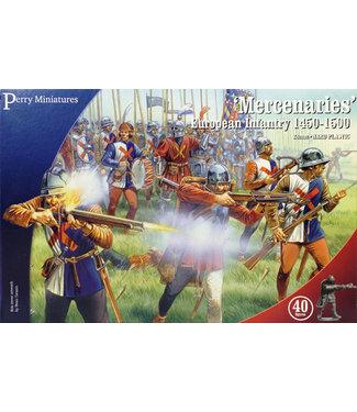 Perry's Miniatures 'Mercenaries', European Infantry 1450-1500
