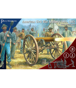 Perry Miniatures American Civil War Artillery 1861-65