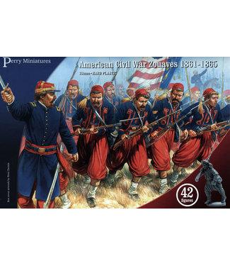 Perry Miniatures American Civil War Zouaves 1861-65