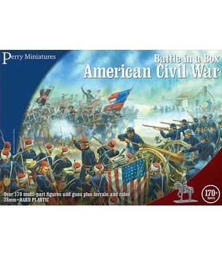 Perry Miniatures Battle in a Box – American Civil War