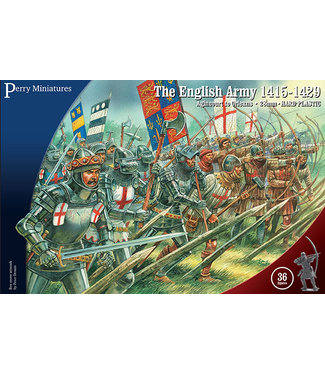 Perry Miniatures English Army 1415-1429