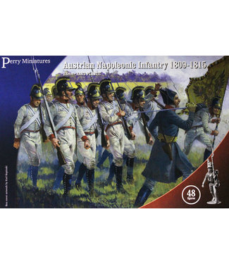 Perry Miniatures Austrian Napoleonic Infantry 1809-15