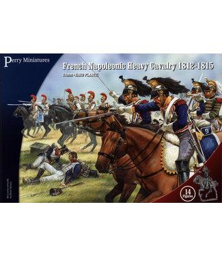 Perry Miniatures French Napoleonic Heavy Cavalry 1812-15