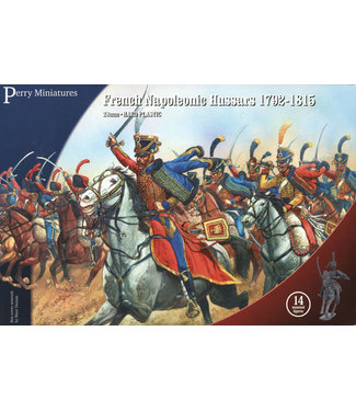 Perry Miniatures French Napoleonic Hussar 1792-1815