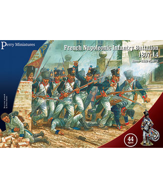 Perry Miniatures French Napoleonic Infantry Battalion 1807-14