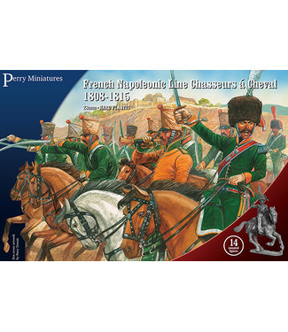 Perry Miniatures French Napoleonic Line Chasseurs a Cheval 1808-15
