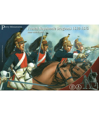 Perry Miniatures French Napoleonic Line Dragoons 1812-15