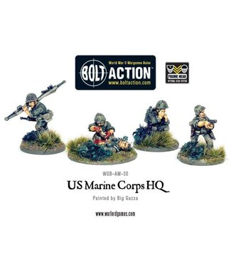 Bolt Action US Marine Corps HQ