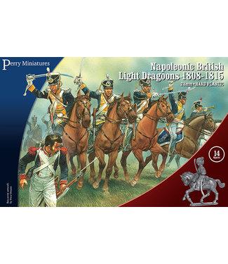 Perry Miniatures Napoleonic British Light Dragoons 1808-15