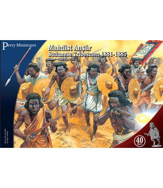 Perry Miniatures Mahdist Ansar – Sudanese Tribesmen 1881-85