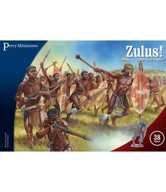 Perry Miniatures Zulus!