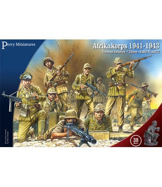 Perry Miniatures Afrikakorps 1941-43