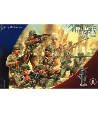 Perry's Miniatures US Infantry 1942-45