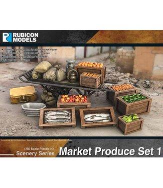 Rubicon Models Market Produce Set 1