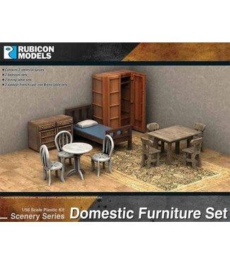 Rubicon Models Domestic Furniture Set