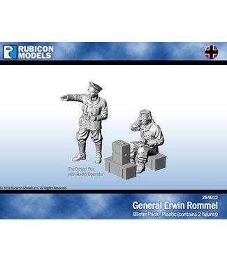 Rubicon Models General Erwin Rommel (PLASTIC)