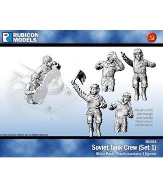 Rubicon Models Soviet Tank Crew