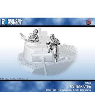 Rubicon Models US Tank Crew