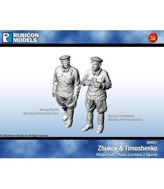 Rubicon Models Zuhkov & Timoshenko