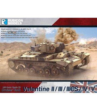 Rubicon Models Valentine II/III/IIIcs/IV/V