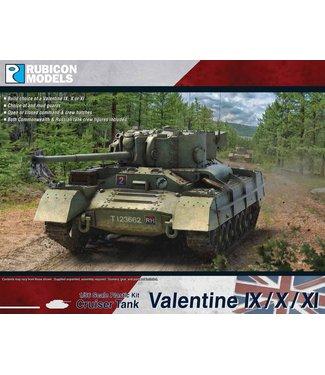 Rubicon Models Valentine IX/X/XI