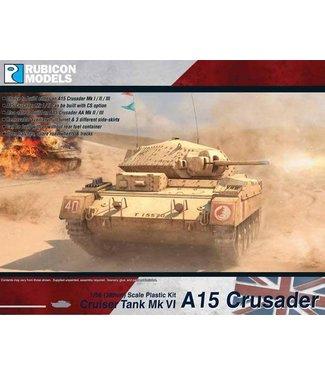 Rubicon Models A15 Crusader  Mk I / I CS / II / II CS / III / AA