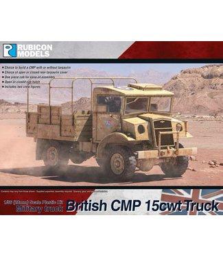 Rubicon Models British CMP 15cwt Truck