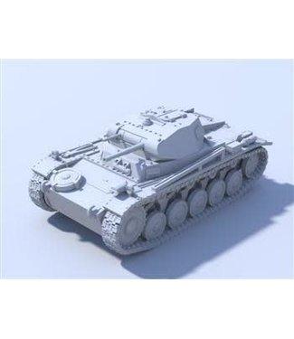 Blitzkrieg Miniatures Panzer II - 1/56 Scale