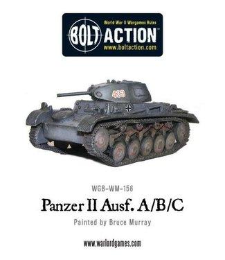 Bolt Action Panzer II Ausf. A/B/C