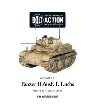 Bolt Action Panzer II Ausf. L Luchs