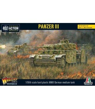 Bolt Action Panzer III