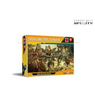 Infinity Tartary Army Corps Action Pack