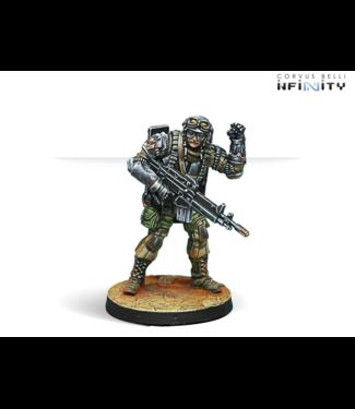Infinity The Unknown Ranger (Molotok)