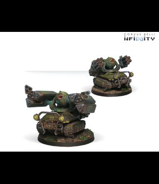 Infinity Traktor Muls. Regiment of Artillery and Support