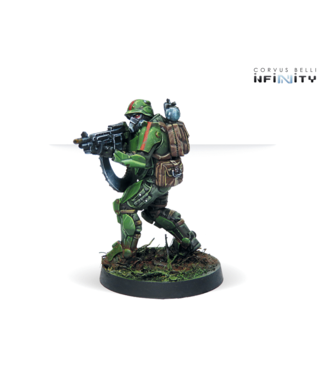 Infinity Veteran Kazaks (AP HMG)